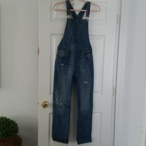 Gap overalls jeans